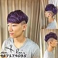 台北推薦染髮  乾燥花髮色   西門町推薦染髮
