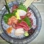 永利酒店......生魚片