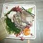 永利酒店......鮑魚切片