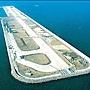 全世界唯一海上機場 : 澳門空港