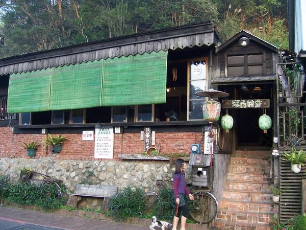 勝興車站一家客家餐館