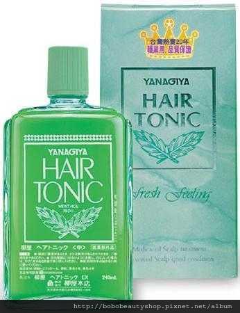 柳屋養髮劑(包裝)