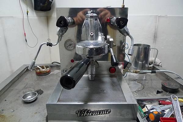 咖啡機維修 VIBIEMME DOMOBAR 110V