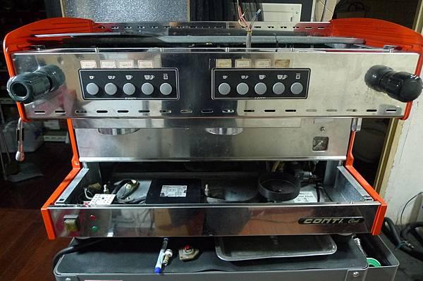 咖啡機維修 CONTI CLUB 2GR