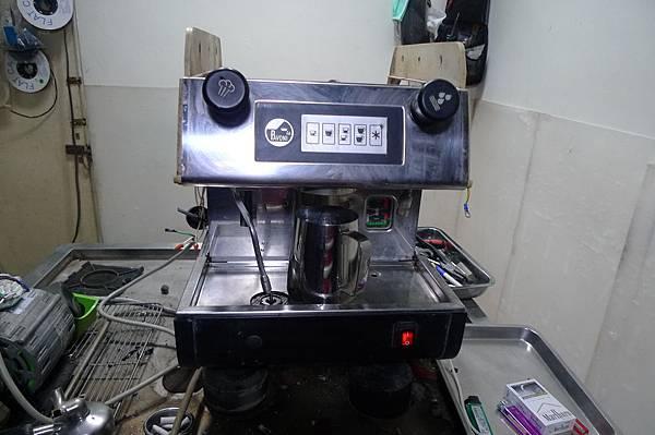 咖啡機維修 PAVONI