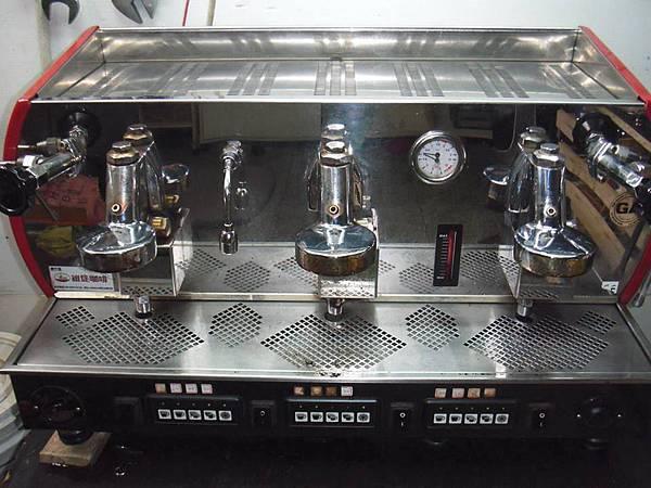咖啡機保養