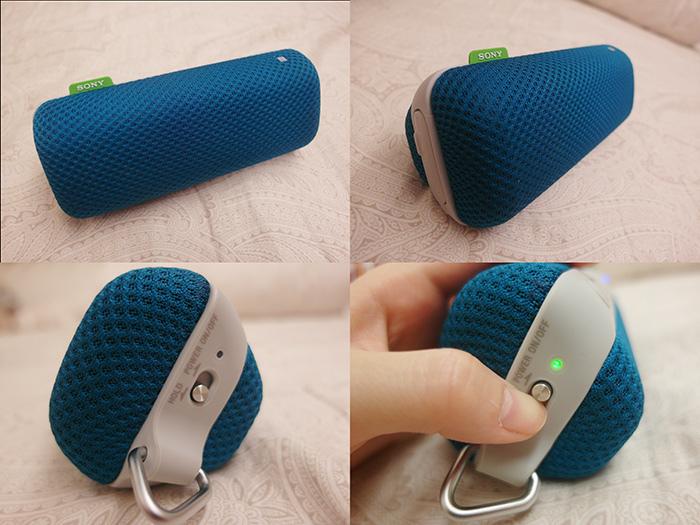 Sony-BTS-50隨身喇叭