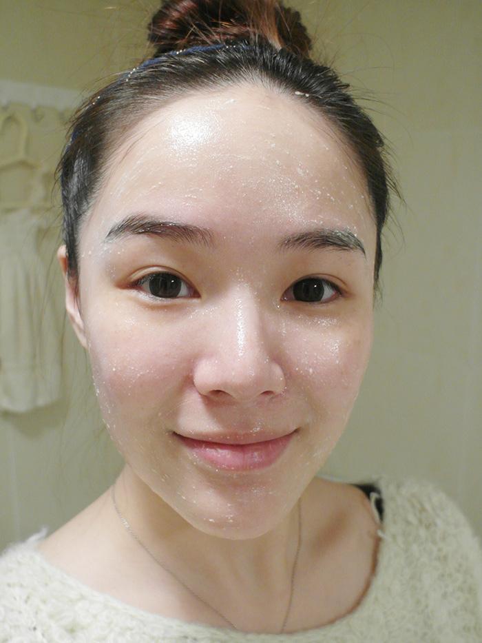 卡笛兒100%純天然萃取眼膠去角質洗面乳液