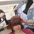 A'mour結構式護髮+染髮