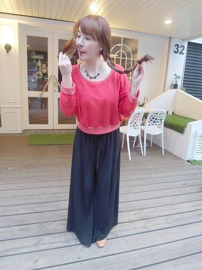 mius長褲裙兩種搭法mius長褲裙兩種搭法
