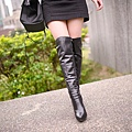 黑色時尚兩件洋裝chicwishzara