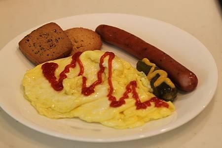 老公客製早餐