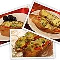 法國麵包Pizza