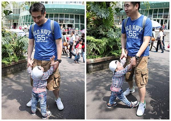爸爸我要抱抱