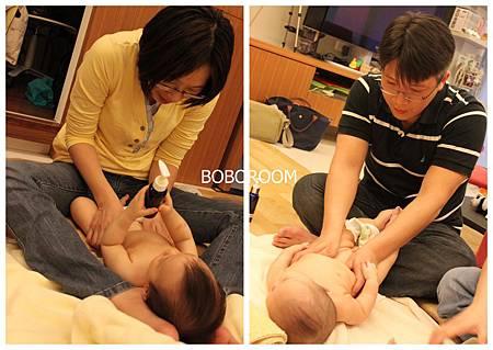 4複習腹部按摩
