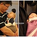 4按摩後放鬆的寶寶
