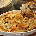 馬鈴薯燉肉焗烤飯