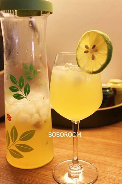 金桔檸檬冰茶 (Small)