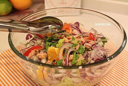 蔬果鮪魚沙拉 (複製)