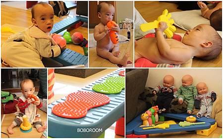 5不同的玩具