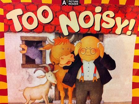 Too Noisy