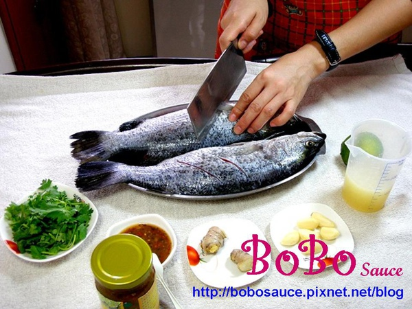 清蒸檸檬魚烹煮過程 (1).JPG