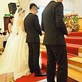 樹林教會婚禮--牧師講道