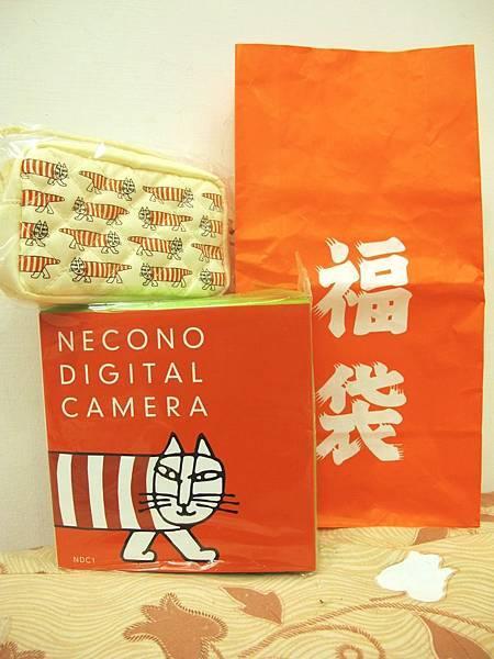 NECONO DIGITAL CAMERA開箱01.JPG