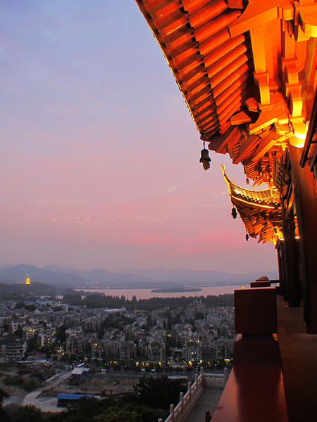 吳山城隍閣