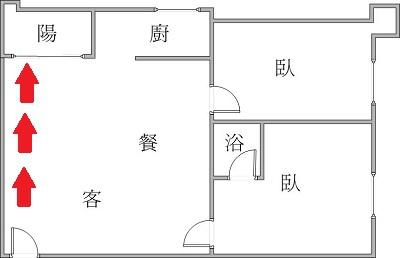 大門對陽台.jpg