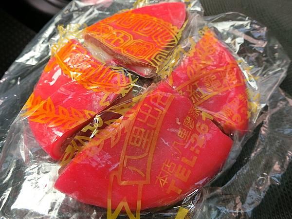 食記八里出名紅龜粿-6.JPG