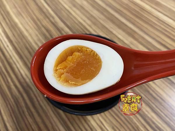 逢甲素食紅燒麵13