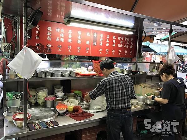 食記阿隆麵攤 (4).JPG