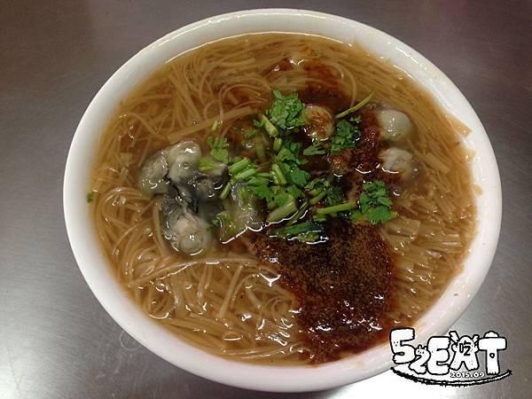 食記阿滿麵線-3