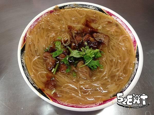 食記阿滿麵線-4