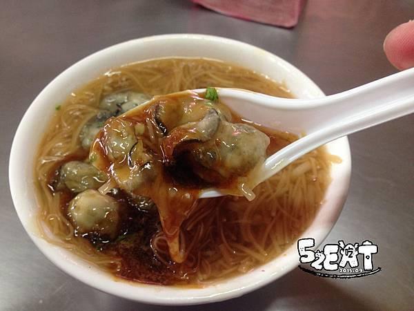 食記阿滿麵線-5