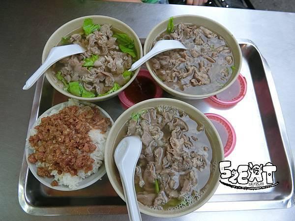 食記阿灶伯羊肉6