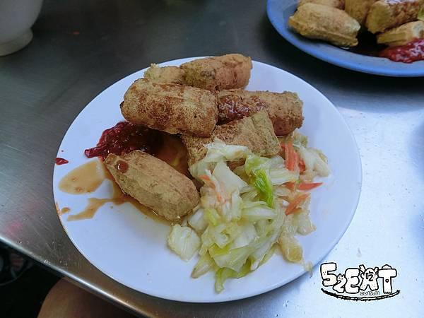 食記阿灶伯羊肉7