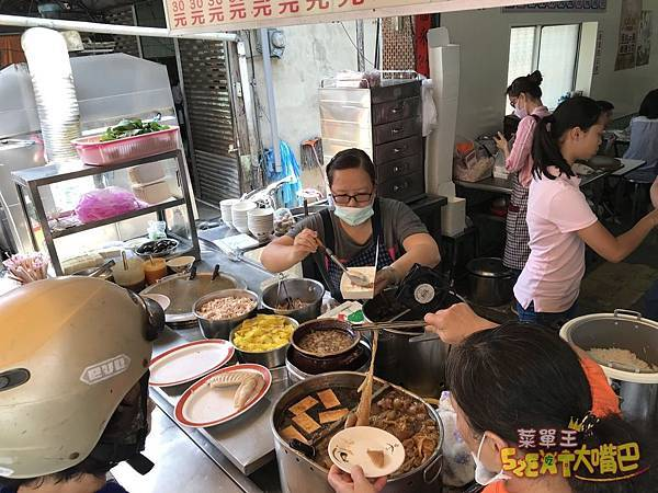 阿溪火雞肉飯1