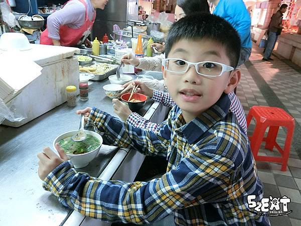 食記大內豆菜麵1