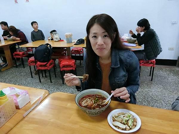 食記湘琪牛肉麵4