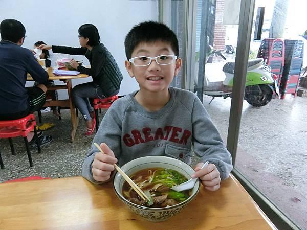 食記湘琪牛肉麵3