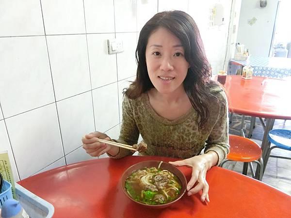 食記郁昌原汁牛肉麵店2