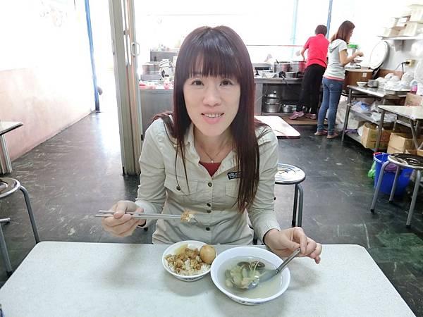 食記石斑肉燥飯3