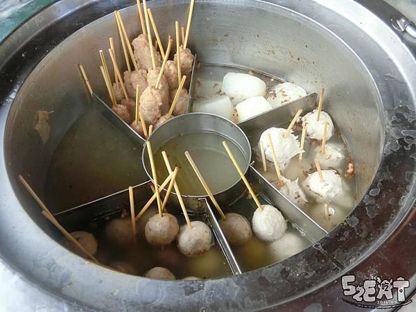 食記小觀山古早味鹹燒粿3
