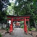 自由之丘熊野神社