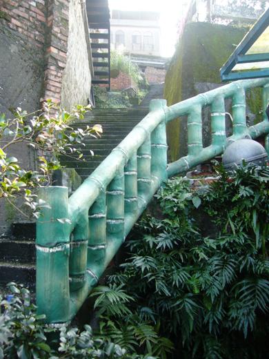 九份 外面樓梯.jpg