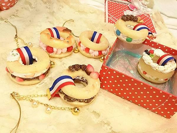法式甜甜圈2