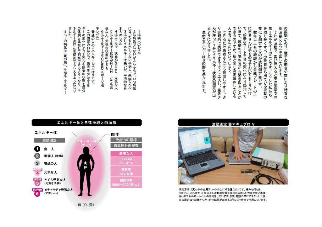 【日本】自律神經免疫研究協會會長-永野剛造博士 對律動的推薦
