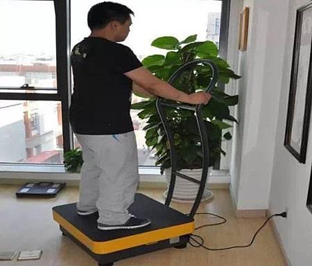 全身振動刺激對腦卒中偏癱患者步行效率的影響